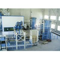 Cheap Sound Insulation AAC Block Machine , Concrete / Fly Ash Block Making Machine for sale