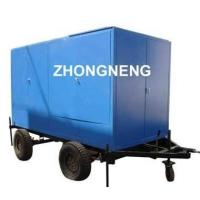 China Mobile Type Transformer Oil Purifier Series ZYD-M on sale