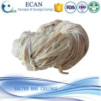China Hot Sales in Middle-east Wholesale Salted Halal Sausage Casing 90M on sale