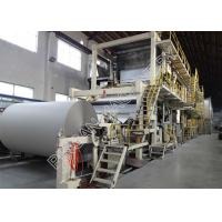 Cheap 2600mm Newspaper Making Machine Cultural High Strength Newspaper Production Line for sale