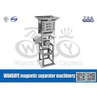 Quality Non Polluting Drum Roller Drawer Magnets , High Gradient Magnetic Separator wholesale
