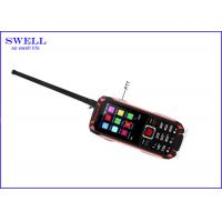 Durable MT6260A CPU Military Spec Smartphone Dual Sim Support GPS