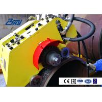 Quality Adjustable Cutting Speed Pipe Cutting And Beveling Machine For Large Diameter Pipe Cutter wholesale