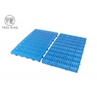 Quality Thin Type Small Size Connected HDPE Plastic Pallets Mat Boards For Warehouse Floor wholesale