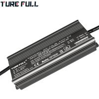 China Black Dimmable Constant Current Led Driver Led Power Supply 36v Dual Aluminum on sale