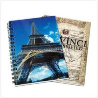 China 3D Lenticular Notebook on sale