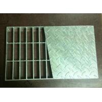 Quality Hot Dipped Galvanized Steel Checker Composite Grating for platform wholesale