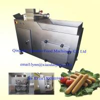 China sausage casing peeling machine on sale
