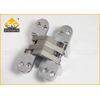 Cheap Professional Small Hidden Closet Door Hinges Right Or Left Hand Applicable for sale