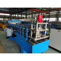 Buy cheap Manual / Hydraulic 7.5kw Cold Roll Forming Machine 1ac.5mm Steel Thickness product
