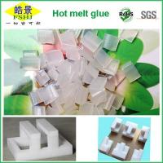 Quality Anti Aging EVA Hot Melt Adhesive , Hot Melt Glue Pellets For EPE Foam wholesale