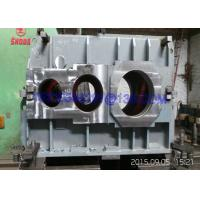 Forging Steel Heavy CNC Metal Fabrication , Welding Casting Steel Parts