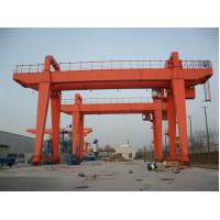 Quality Widely used double girder gantry cranes for sale wholesale