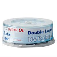 Quality Customized 8.5GB (120mm) Single-sided 215mins DVD+R DL 8x Dvd R Blank Disc wholesale