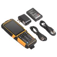 China WIFI Handheld Pda Devices , Pda Android Barcode Scanner 320*480TFT Display on sale