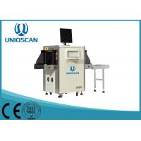 Quality 50*30cm Tunnel Security Baggage Scanner , Hotel X-Ray Baggage Scanner SF5030 wholesale
