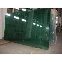Quality Acid Alkaline Resistant Clear Floating glass panel for vehicle , mirrors , automobiles wholesale