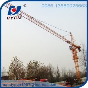 Quality tower cranes for sale in dubai mini tower crane price 4208 wholesale