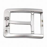 China Promotional Belt Buckle, Non-toxic, Lead-free, Durable, Available in Various Colors on sale