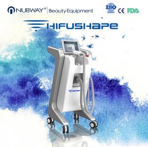 Quality perfect treatment effect best effect slimming machine hifu wholesale