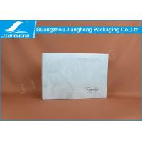 China Glossy Lamination Cosmetic Packaging Boxes / Reusable Cardboard Box Packaging on sale