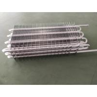 Quality Well - Assembled Refrigerator No Frost Heater Fin Evaporator With Aluminum Material For Freezer wholesale