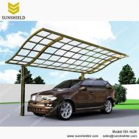 Quality Prefab Aluminum Patio Cover with Polycarbonate Roof/aluminum patio cover/patio awnings/terrace cover/polycarbonate patio wholesale