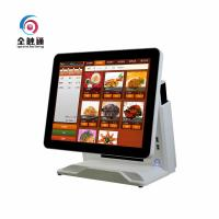 China 2GB Drive Touch Screen POS System Capacitive Dual 15 Resistive Touch Screen on sale