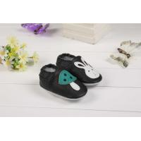 China Toddler shoes,baby slipper,baby shoes,cartoon leather soft sole shoes-9 on sale