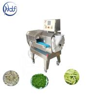 China Silver Color Multifunction Vegetable Cutting Machine Thick / Thin Adjustable Cutting For Onion on sale