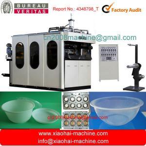 China Plastic bowl making machine on sale