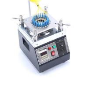 China High Stability Fiber Optic Cable Polishing Machine , Fiber Polishing Equipment HW - 900CPM on sale