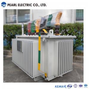 China 100 kVA-100 MVA Three Phase Power Distribution Electrical Transformer on sale
