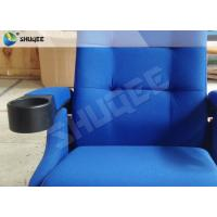Quality Futuristic Cinema Shock Theater Seating For Home Fine Linen Fiber Armrest wholesale
