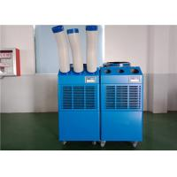 Quality Spot Coolers Portable Air Conditioners 22000BTU Free Installation With Movable Wheels wholesale