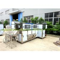 Quality 300BPH 5 Gallon Bucket Water Filling Machine /  Water Bottle Plant SS304 wholesale