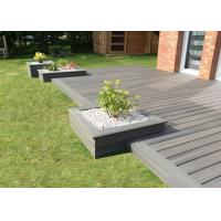 China Anti-UV & Water-Proof Wood Plastic Composite Outdoor Decking  Board on sale