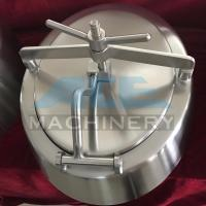Cheap Sanitary Grade Square Manhole cover Tank Manway Mandoor for sale