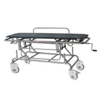 Quality First Aid Patient Transport Stretchers With Back Rest And Oxygen Cyliner Holder wholesale