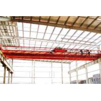 Quality Remote Control Electric Overhead Crane 32 Ton 30m Lifting Height Ground Handle wholesale