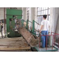 Quality MJ3310 wood cutting vertical band saw machine with CNC log carriage/sport car for auto working wholesale