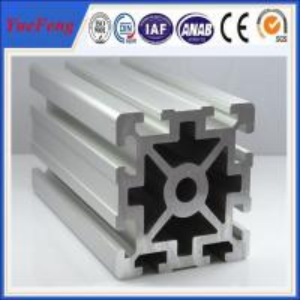 China Hot! aluminium extrusion 6063 t5 profile aluminum alloy Aluminium extrusion industrial on sale