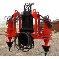 Quality Low Pressure Submersible Slurry Pump Long Term Bearing Life Easy Operation wholesale