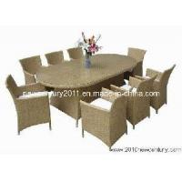 China Garden Dinner Table and Chairs (7078) on sale