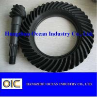 Quality Pinion Gear Transmission Spare Parts Carbon steel With Bright Surface wholesale