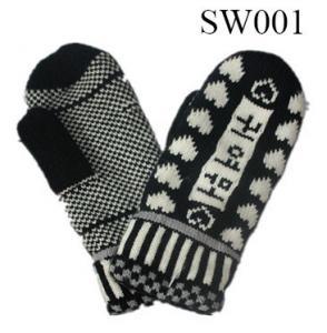 Quality ladies wool mittens SW001 high quality fashion mitten warm mitten wholesale