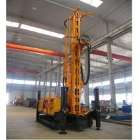 Cheap XY-1 Core Crawler Water Well Drilling Rig SNR-350B , Horizontal Rotary Drilling for sale