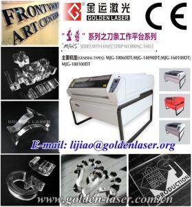 Quality GOLDEN LASER MJGSH-13090SG Mars Series Laser Cutting Machine Price wholesale