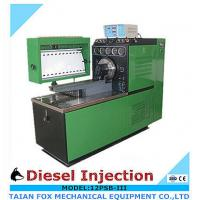 Quality Diesel Fuel Injection Pump Test Bench(working station type 12PSB-I) wholesale