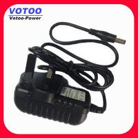 Quality 12V DC 3.0A 36W AC Wall Mount Switching Power Electronic Adapter , UK Power Adapters wholesale